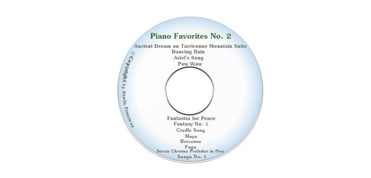 Piano Favorites No. 2