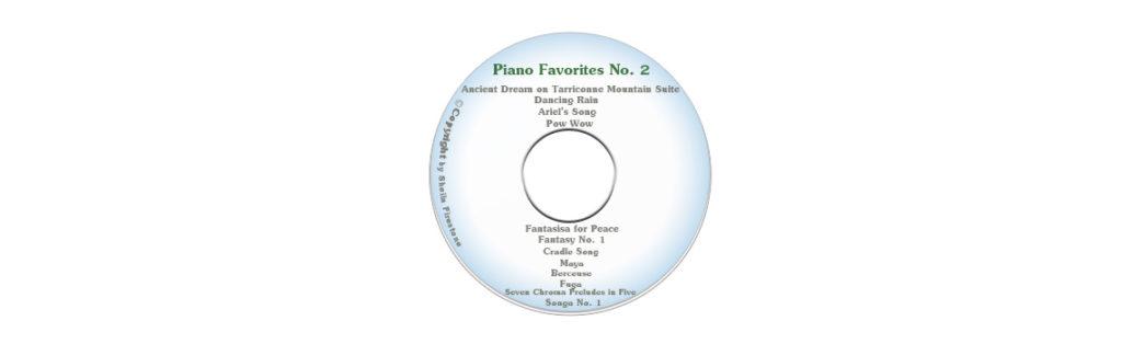 Piano Favorites- No-2