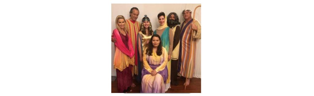 miriam and the women of the desert
