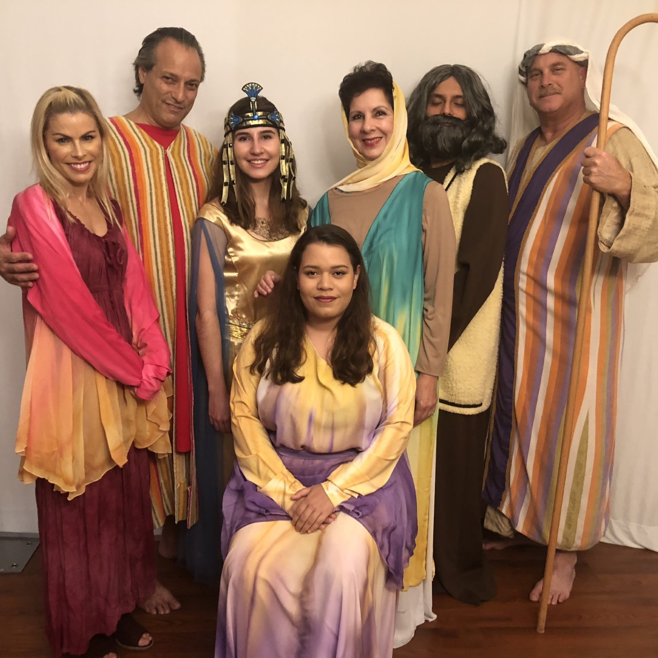 Miriam and the Women of the Desert Cast Photo