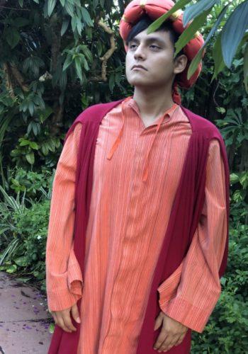 Cantor Walter Munoz, Jr. as Caleb