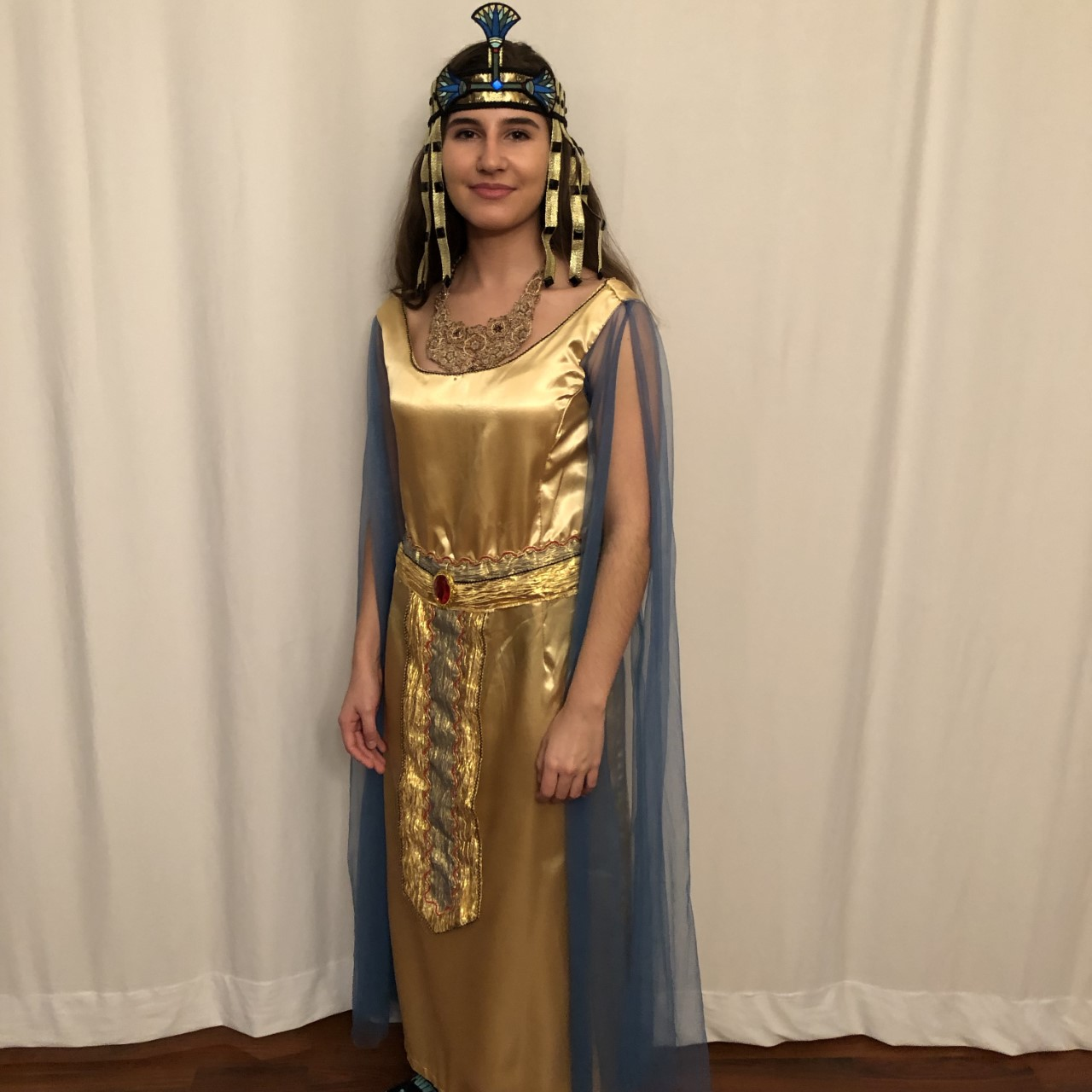 Jacqueline Kaskel as The Egyptian Princess Batya Jacqueline Kaskel as The Egyptian Princess Batya